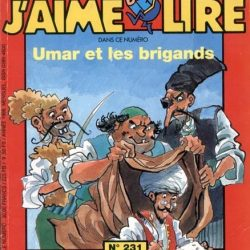 Umar et les brigands alméras francois place