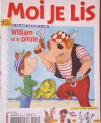 William et le pirate marc cantin