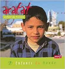 Arafat enfant de Tunisie