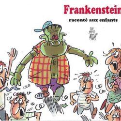 Frankestein raconté aux enfants