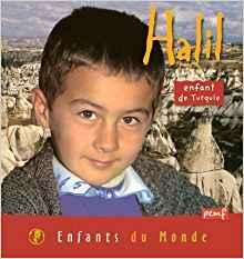 Halil enfant de Turquie