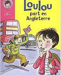 Loulou part en Angleterre