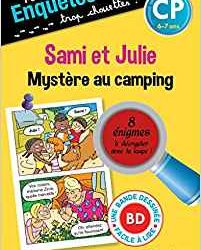 Sami et Julie - Mystère au camping