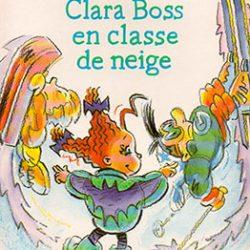 Clara Boss en classe de neige