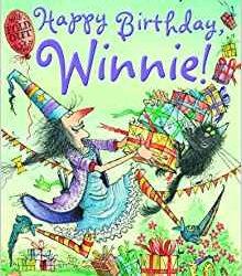 Happy Birthdau, Winnie