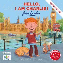 Hello, I am Charlie ! husard