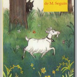 La chèvre de Monsieur Seguin céline bender