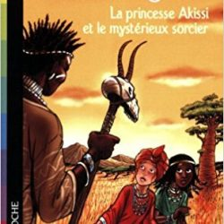 Le château magique (4) La princesse Akissi et le mystérieux sorcier