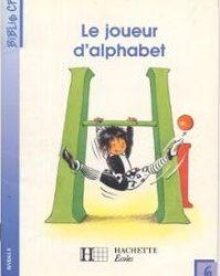 Le joueur d'alphabet