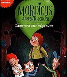 Mordicus Apprenti Sorcier Classe verte pour Magie Noire
