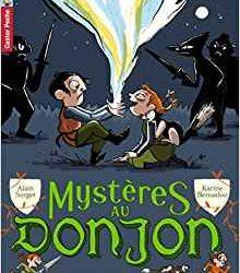 Mystère au donjon - L'enfant sorcier
