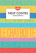 Neuf contes charles perrault