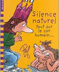 Silence naturel tout sur le cor humain
