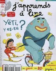 Yéti, y es-tu- J'apprends à lire