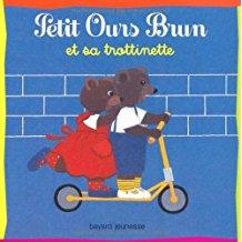 Album petit ours brun et sa trottinette rallye lecture - Petit ours brun et sa maman ...