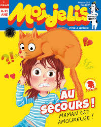 Album Au Secours Maman Est Amoureuse Moi Je Lis Rallye